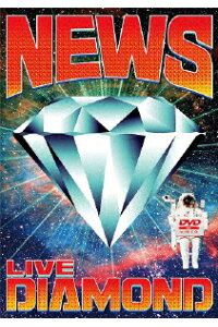 NEWS/NEWS LIVE DIAMOND〈2枚組〉