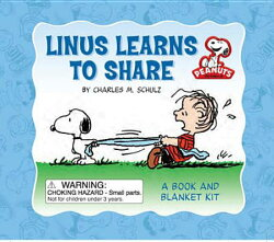 LINUS LEARNS TO SHARE(P)【バーゲンブック】
