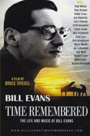 【輸入盤】Time Remembered: Life And Music Of Bill Evans [ Bill Evans (piano) ]