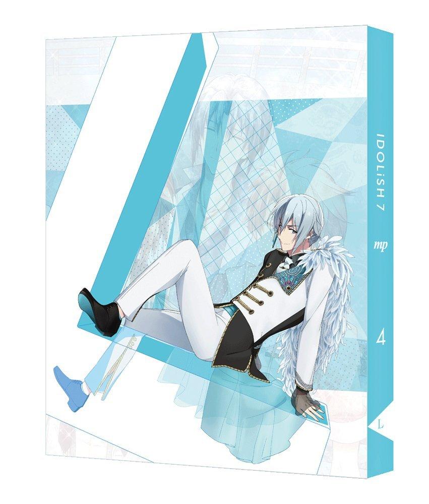 アイドリッシュセブン 4(特装限定版)【Blu-ray】 [ 増田俊樹 ]