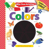 WipeCleanActivities:Colors:WithPullandRevealTabs![TheBookCompanyEditorial]