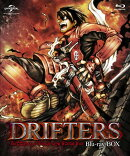 DRIFTERS Blu-ray BOX(特装限定生産)【Blu-ray】