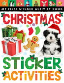 Christmas Sticker Activities [With Sticker(s)]