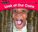 Look at Our Coins Leveled Text
