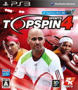 TOP SPIN 4 PS3版
