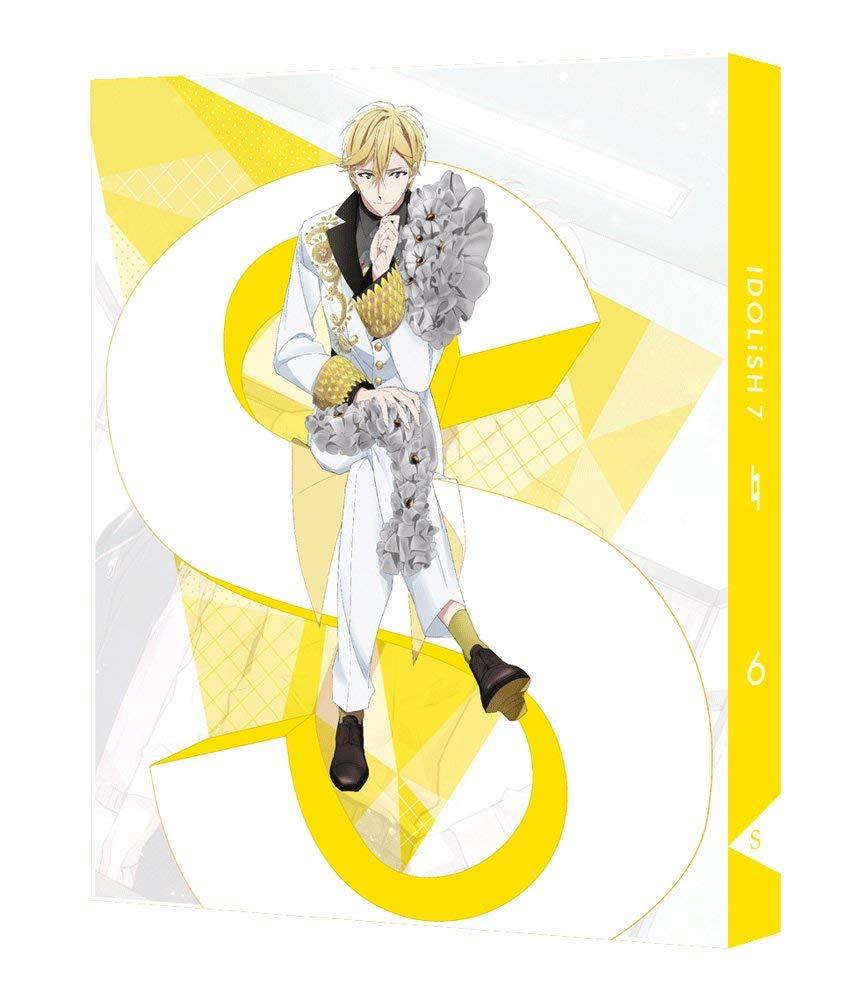 アイドリッシュセブン 6(特装限定版)【Blu-ray】 [ 増田俊樹 ]