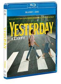 イエスタデイ ブルーレイ+DVD【Blu-ray】 [ ヒメーシュ・パテル ]