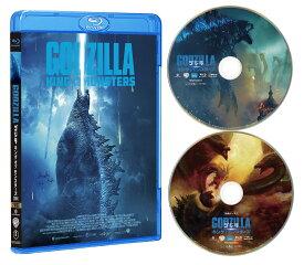 ゴジラ キング・オブ・モンスターズ Blu-ray2枚組【Blu-ray】 [ カイル・チャンドラー ]
