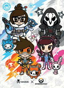 Overwatch Tokidoki Journal