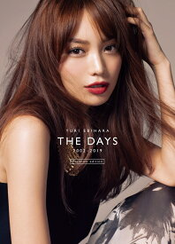 YURI EBIHARA 2002-2019 THE DAYS Premium edition [ 蛯原 友里 ]