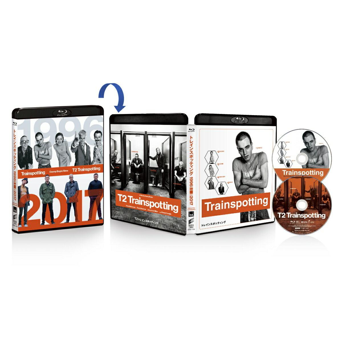 トレインスポッティング 1996/2017 ブルーレイセット(初回生産限定)【Blu-ray】 [ ユアン・マクレガー ]