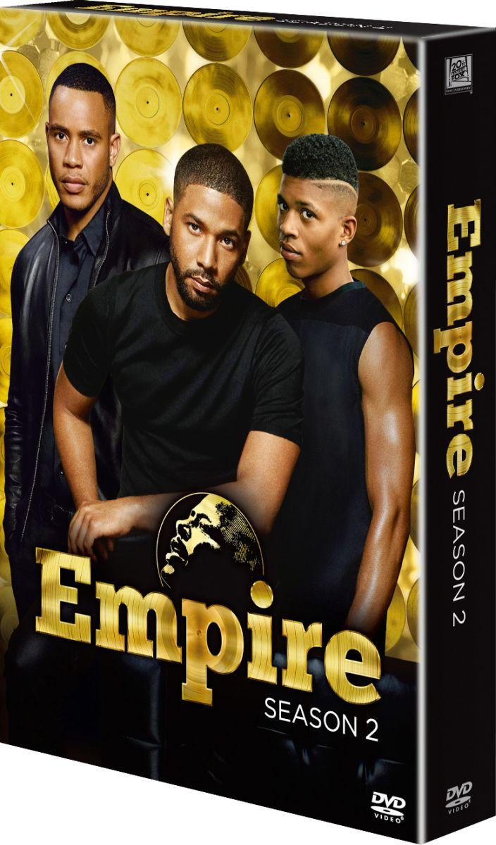 Empire/エンパイア 成功の代償 シーズン2 DVDコレクターズBOX2 [ テレンス・ハワード ]
