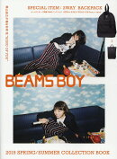 BEAMS BOY 2019 SPRING/SUMMER COLLECTION