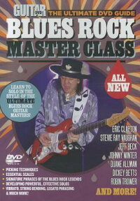 GuitarWorld--BluesRockMasterClass:TheUltimateDVDGuide!,DVD
