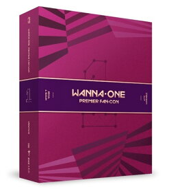 WANNA ONE PREMIER FAN-CON DVD日本仕様版 [ Wanna One ]
