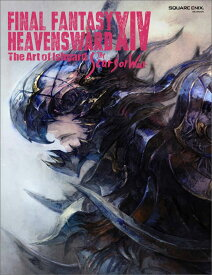 FINAL FANTASY X4 HEAVENSWARD The Art of The Scars of War (SE-MOOK)