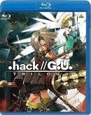 .hack//G.U. TRILOGY【Blu-ray】