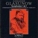 【輸入盤】交響曲第1番、第5番 ネーメ・ヤルヴィ&バイエルン放送交響楽団