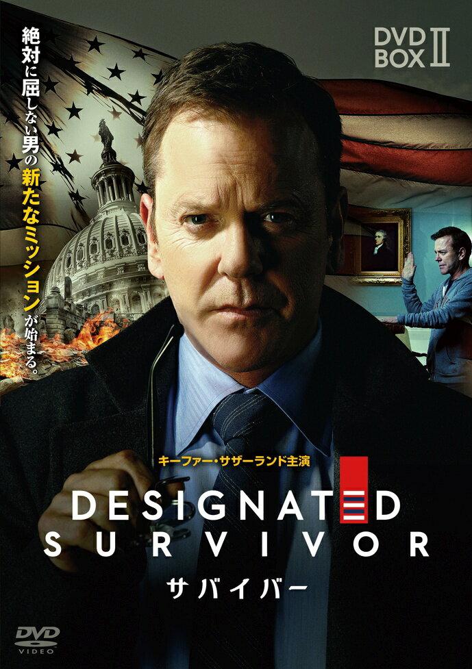 「サバイバー」DVD-BOX2 [ キーファー・サザーランド ]
