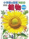小学館の図鑑NEO〔新版〕 植物 DVDつき (小学館の図鑑 NEO) [ 門田 裕一 ]