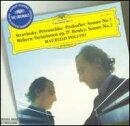 【輸入盤】ストラヴィンスキー:『ペトルーシュカ』からの三章、プロコフィエフ:ピアノ・ソナタ第7番、ウェーベル…