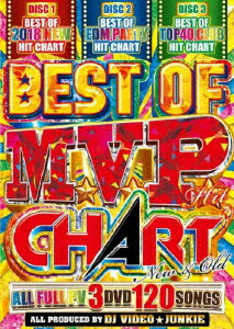 BEST OF MVP HIT CHART NEW&OLD [ DJ VIDEO★JUNKIE ]