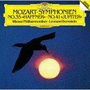 モーツァルト:交響曲第35番≪ハフナー≫ 交響曲第41番≪ジュピター≫