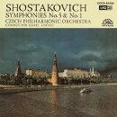 UHQCD DENON Classics BEST ショスタコーヴィチ:交響曲第5番・第1番