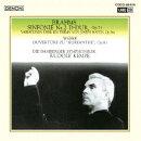 UHQCD DENON Classics BEST ブラームス:交響曲第2番 ハイドンの主題による変奏曲 ウェーバー:≪オイリアンテ≫序曲