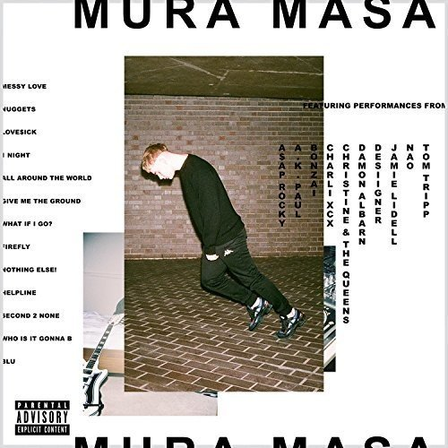 【輸入盤】ムラ・マサ [ Mura Masa ]