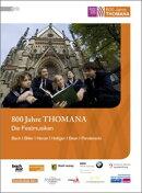 【輸入盤】『6つの作品、5つの初演〜聖トーマス教会少年合唱団創立800周年の祝典音楽』(2CD)
