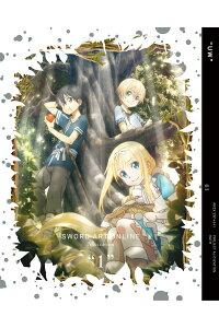 ソードアート・オンライン アリシゼーション 1(完全生産限定版)【Blu-ray】