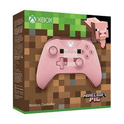 Xbox ワイヤレス コントローラー (Minecraft Pig)