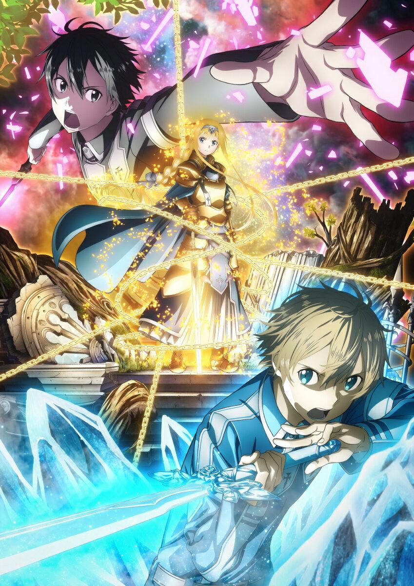 ソードアート・オンライン アリシゼーション 2(完全生産限定版)【Blu-ray】 [ 松岡禎丞 ]