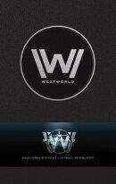 Westworld Hardcover Ruled Journal