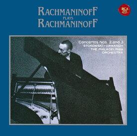 ラフマニノフ自作自演〜ピアノ協奏曲第2番&第3番 [ セルゲイ・ラフマニノフ ]