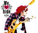 We love hide -The CLIPS- +1【Blu-ray】