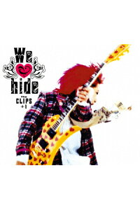 Welovehide-TheCLIPS-+1【Blu-ray】[hide]