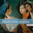 【輸入盤】D.スカルラッティ:ソナタ集(1995)、『ファンダンゴ〜スペインのチェンバロ音楽』 アンドレアス・シュ…