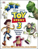 TOY STORY 3:ULTIMATE STICKER BOOK