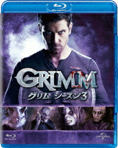 GRIMM/グリム シーズン3 バリューパック【Blu-ray】 [ デヴィッド・ジュントーリ ]