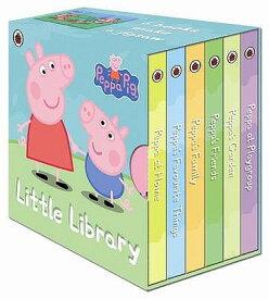 PEPPA PIG:LITTLE LIBRARY(BB) [ LADYBIRD ]
