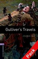 Oxford Bookworms Library   Stage 4 Gulliver's Travels CD Pack [ Oxford University Press ]