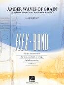 【輸入楽譜】琥珀色の実りの波に(フレックス編成版)/カーナウ編曲: スコアとパート譜セット