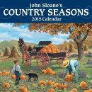 John Sloane's Country Seasons Mini Calendar