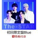 【ユニットトークイベント応募抽選付き】The STAR (初回限定盤Blue CD+ACCORDION CARD) [ JO1 ]