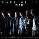 【先着特典】WAKE ME UP (Type-B) (生写真付き) [ B.A.P ]