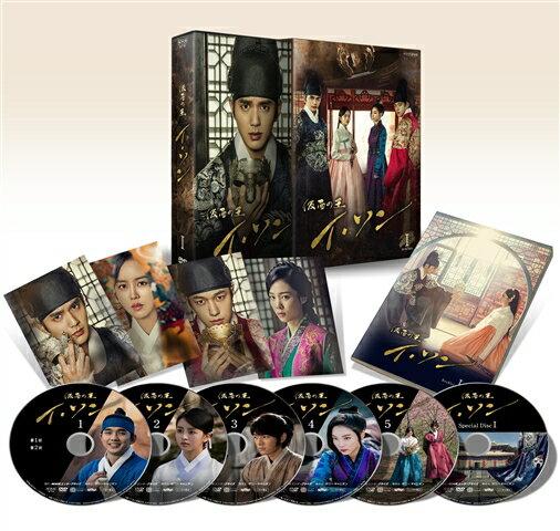 仮面の王 イ・ソン DVD-BOXI [ ユ・スンホ ]