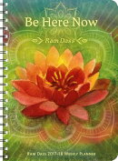 RAM Dass 2017-18 On-The-Go Weekly Planner: Be Here Now