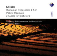 【輸入盤】RomanianRhapsody.1,2,Suite.1,2,Etc:Foster/MonteCarloPo[エネスコ、ジョルジュ(1881-1955)]